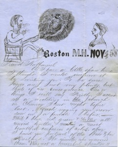 Boston Nov. 1858